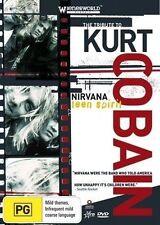 Teen Spirit - The Tribute To Kurt Cobain (DVD, 2007)