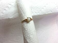 10K YELLOW GOLD OVAL OPAL RING SIZE 5.75