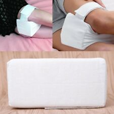 Leg Ease Sleeping Pillow Support Cushion New Wedge Pain Knee Cover Back Hips