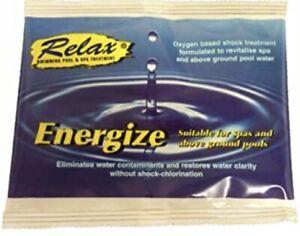 Energize Hot Tub sanitiser sachet (Relax) 30g