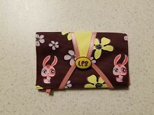 PDP Littlest Pet Shop Bunny Wallet Style Case Multi-Color Game Lite For DS 6D