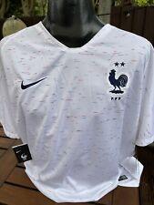France National Team 2018 Away Football Shirt Size XXL Nike Euros Rare Brand New