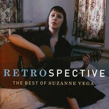 Suzanne Vega - Retrospective: The Best of Suzanne Vega [New CD]