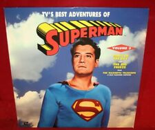 Laserdisc P * Adventures of Superman Vol 3 * George Reeves
