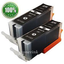 2PK PGI-270XL PGI270 XL Black Ink Cartridge For Canon PIXMA MG6820 MG6821 MG6822
