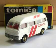 Tomica Nissan Caravan Heirfu black box Foreign car series vintage rare from JP