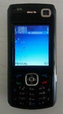 Nokia N70 - Black/silver/ivory (Unlocked) Mobile Phone