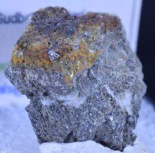 SPERRYLITE Fine Mineral Specimen Crystal Vermilion mine Sudbury Ontario Canada