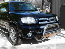 08-14 Toyota Sequoia Stainless Bull Bar Front Protection Grille Guard Skid Plate