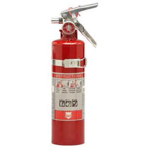 Shield Pro 110 2.5lb Fire Extinguisher