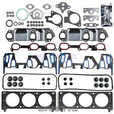 00-03 GM 3.4L CHEVROLET OLDSMOBILE PONTIAC Cylinder HEAD GASKET SET V6 engine