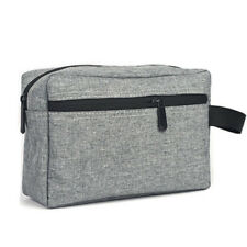 9e1c37497cad Mens Toiletry Wash Bag Shave Travel Pouch Shower Bag Organizer Kit Cosmetic  Bag
