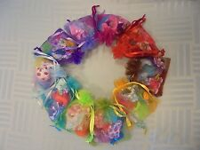 Littlest Pet Shop LPS 1 Gift Bag RANDOM Lot 6 Custom Skirt Accessories No Pets