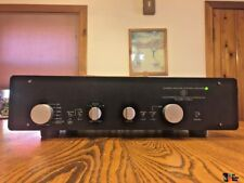 Counterpoint SA-2000 Black TUBE Stereo Preamp Line stage no phono Made in USA
