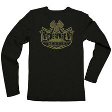Creature Skateboard Co' - Fish and GAME Termica L/S T-Shirt-L