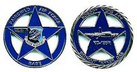 """FAIRCHILD AIR FORCE BASE WITHOUT TANKER GAS 1.75""""  CHALLENGE COIN"""