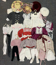 Lot Vintage American Girl Pleasant Company Clothing For Samantha Hats 1980s