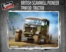 Thunder Models 1/35 British Scammell Pioneer TRMU30 Tractor # 35204