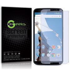 CitiGeeks® Google Nexus 6 Screen Protector Anti-Glare Matte Guard [3-Pack]