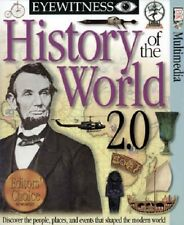 DK Eyewitness History of the World 2.0 Pc New Cd Rom Sealed In Paper Sleeve XP