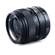 Oshiro 35mm f/2 Full Frame Prime Lens for Canon EOS EF 6D 5D 5DSR 1D Mark V IV