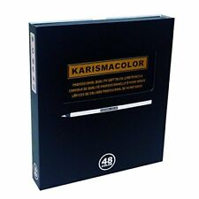Sanford Color Pencil Karisma Color 48 Set Japan Import 242 New with Tracking
