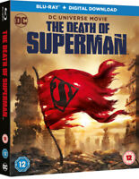 The Death of Superman DVD (2018) Jake Castorena cert 12 ***NEW*** Amazing Value