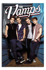 The Vamps Standing Large Poster Approx Official Band Music Merch LP1789