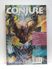 Conjure Magazine #2 (Jan/Feb 1995) Magic the Gathering - Star Trek Next Gen.