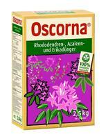 OSCORNA Rhododendren-, Azaleen- u. Erikadünger 2,5 kg