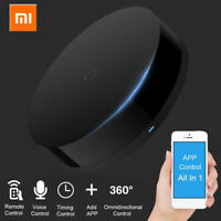Xiaomi Universal Smart Remote Controller Home Appliances WIFI+IR Switch Black