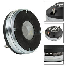 """2"""" Exit Compression Horn Driver w/ 3"""" Voice Coil Neodymium Magnet APFD-320T-ND"""