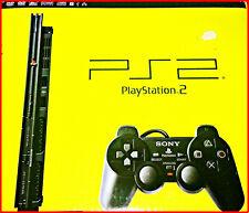 Sony PS2 SLIM + 4 GAMES - AUSWAHL MIT ODER OHNE CONTROLLER