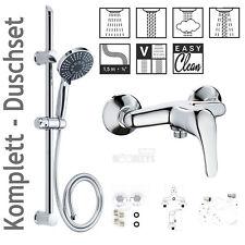 Mischbatterie Einhebelmischer dusche und Waschbecken