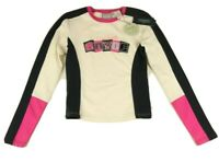 Enyce Womens Spell Out Long Sleeve Shirt S 2000s Y2K Hip Hop Skate Top Small