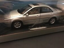 2003-2008 MAZDA 6 / Mazda Atenza Silver Rare 1/18 Dealer Exclusive Model Paudi