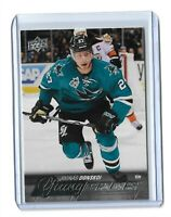 2015-16 UPPER DECK #230 JOONAS DONSKOI YG RC UD YOUNG GUNS ROOKIE SHARKS