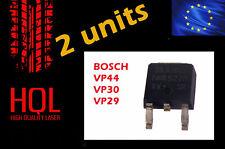 Bosch VP44 VP30 VP29 Injection pump repair Transistor IRLR2905 2 UNITS