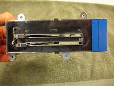 1973-1976 CHEVROLET C10 TRUCK GMC DASH TEMPERATURE CONTROL HEAT DEFROST HOT COLD