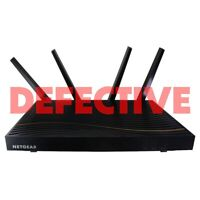 DEFECTIVE NetGear Nighthawk X4 Dual-Band-Router DOCSIS 3.0 Cable Modem (C7500)