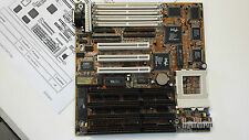 Jetway J-656VXC socket7 motherboard, 4 ISA, 3 PCI, 4 SIMM slot, AT