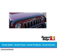 Rugged Ridge Jeep JK Wrangler Body Armor Hood Guard (2 & 4-door)