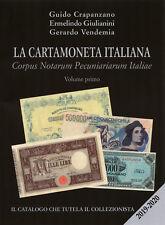 0f96bce4ee NUOVO CATALOGO BANCONOTE LA CARTAMONETA ITALIANA 2019/20 VOLUME PRIMO  CRAPANZANO