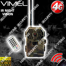 4G Trail Camera Security Hunting Remote Control View on Phone 3G Night Vision