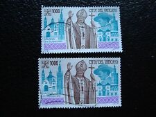 VATICAN - timbre yvert et tellier n° 992 x2 obl (A28) stamp (R)