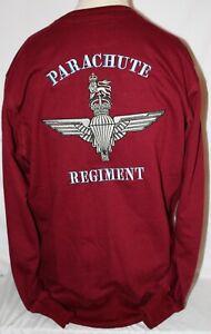 Sweat shirt  du parachute régiment britannique