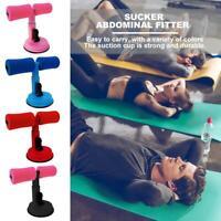 Saugnapf Sit-Ups Assist Stange Hilfe Gewichtsverlust Bauch Fitness Heim Gerät