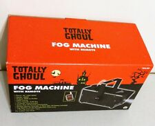 Totally Ghoul Fog Machine w/ Remote *New