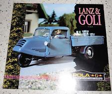 Pola folleto Lanz y Goli goliat 1922 1:22,5 (Spur G)