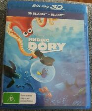 Finding Dory 3D (Blu-ray, 2016) (2 Disc Set)